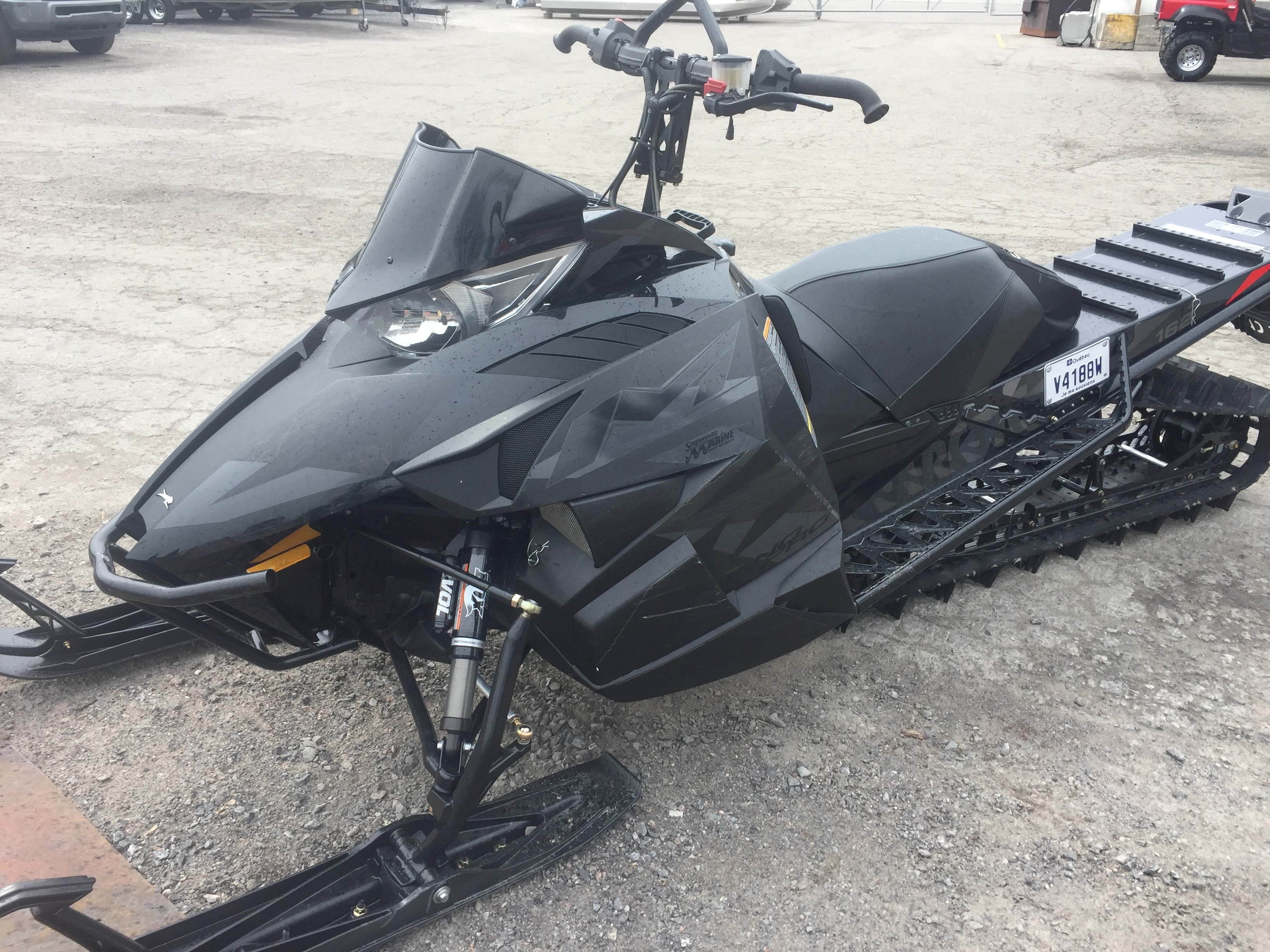 2016 ARCTIC CAT M8, M8000 LIMITED LTD