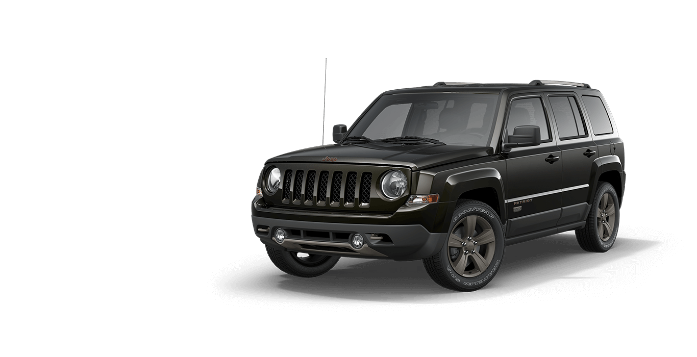 Jeep 75th Anniversary Special Edition Models in Baton ...