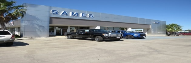 Welcome to Sames Ford ... & About Sames Ford | A Ford Dealership in Corpus Christi markmcfarlin.com