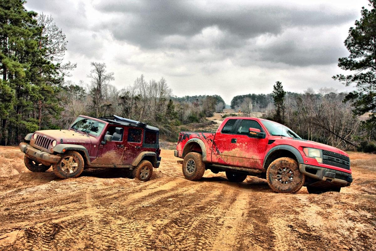 San Antonio Bmw >> ford raptor vs jeep wrangler 2017 - ototrends.net