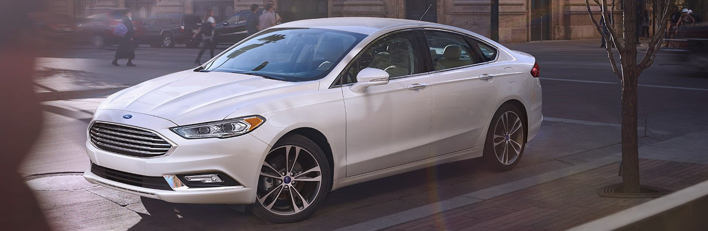 2017 Ford Fusion in Jacksonville NC