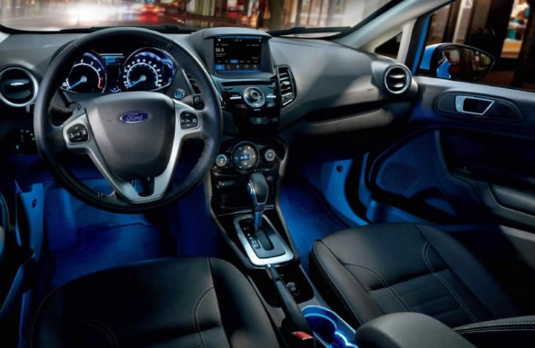 Get the 2017 Ford Fiesta in Jacksonville NC