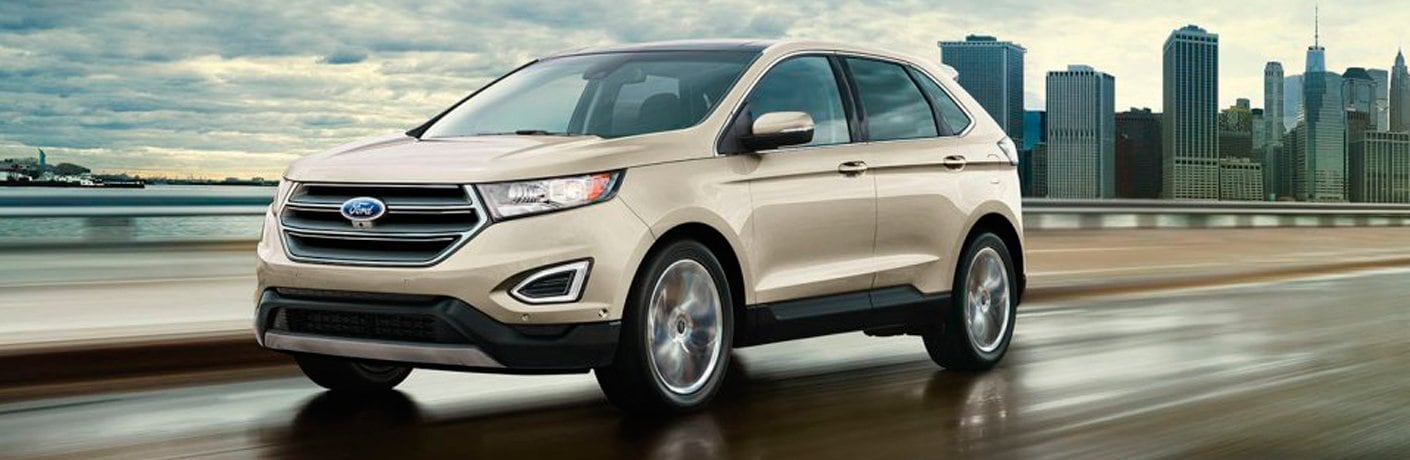 2017 Ford Edge in Jacksonville NC