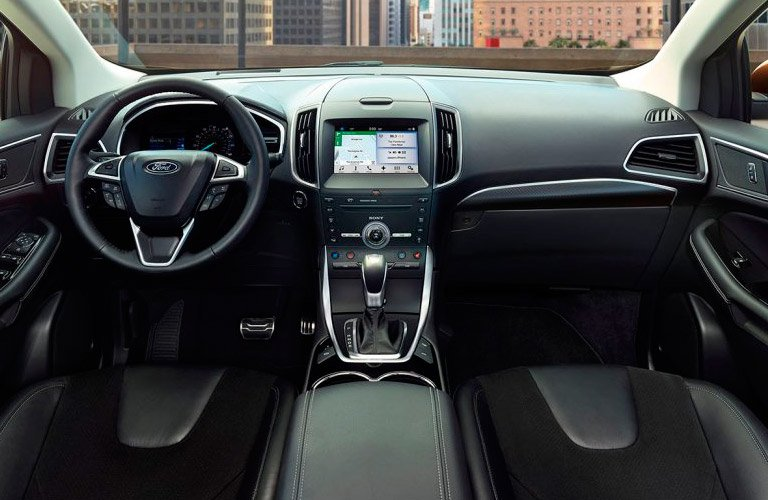 get the 2017 ford edge in jacksonville nc