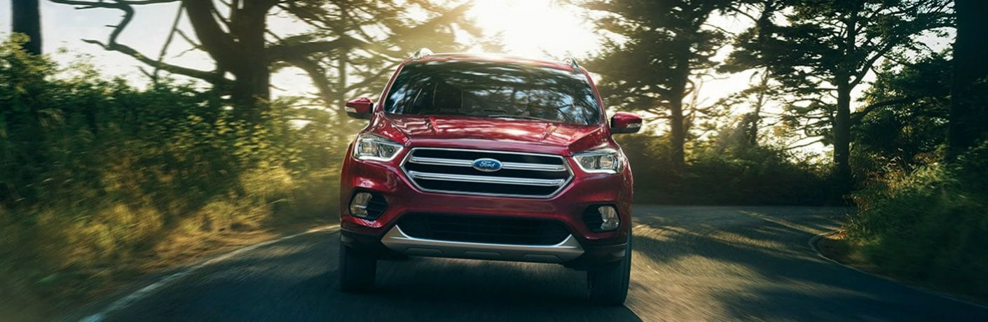 2017 ford escape in jacksonville nc