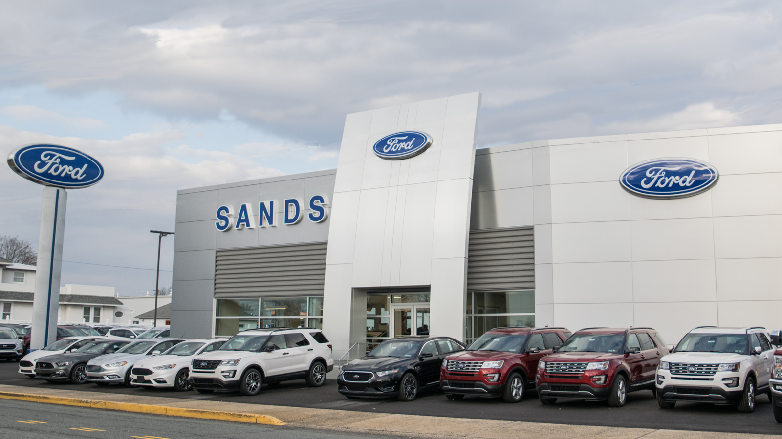 Sands Auto Group | New Chrysler, Ford, Dodge, Jeep, Ram ... Aands Auto