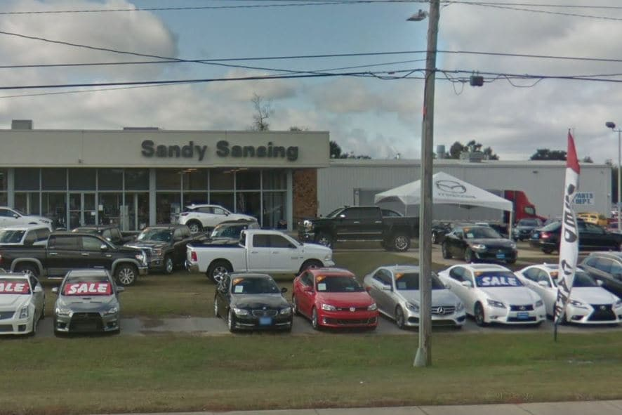 Car Dealership Near Mobile Al | Nissan Ford Toyota Chevy U0026 More At Sandy  Sansing Auto Group