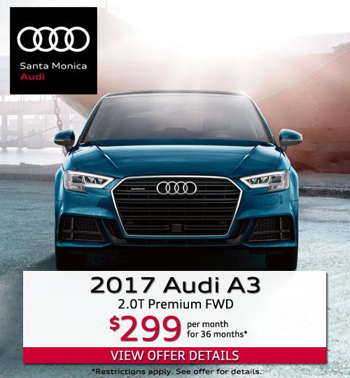 Audi Lease Offer: Metro Los Angeles Audi Dealer In Santa Monica