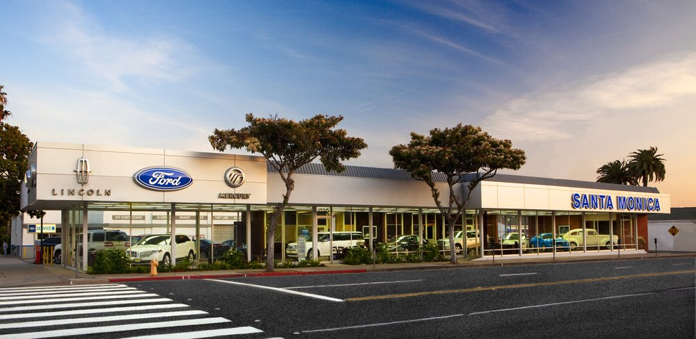 about santa monica ford lincoln new ford and used car dealer serving santa monica. Black Bedroom Furniture Sets. Home Design Ideas
