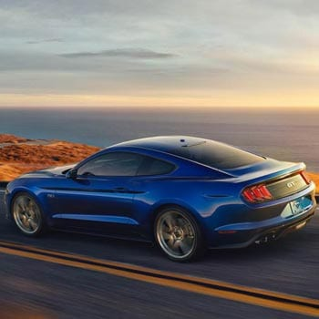 2018 Mustang - One of the new colors for 2018: Kona Blue