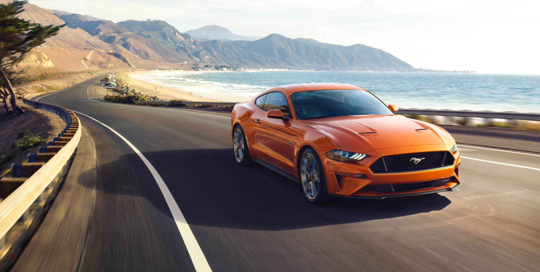 2018 Mustang Gallery 3 Santa Monica Ford Lincoln | New Ford dealership in Santa Monica, CA 90404