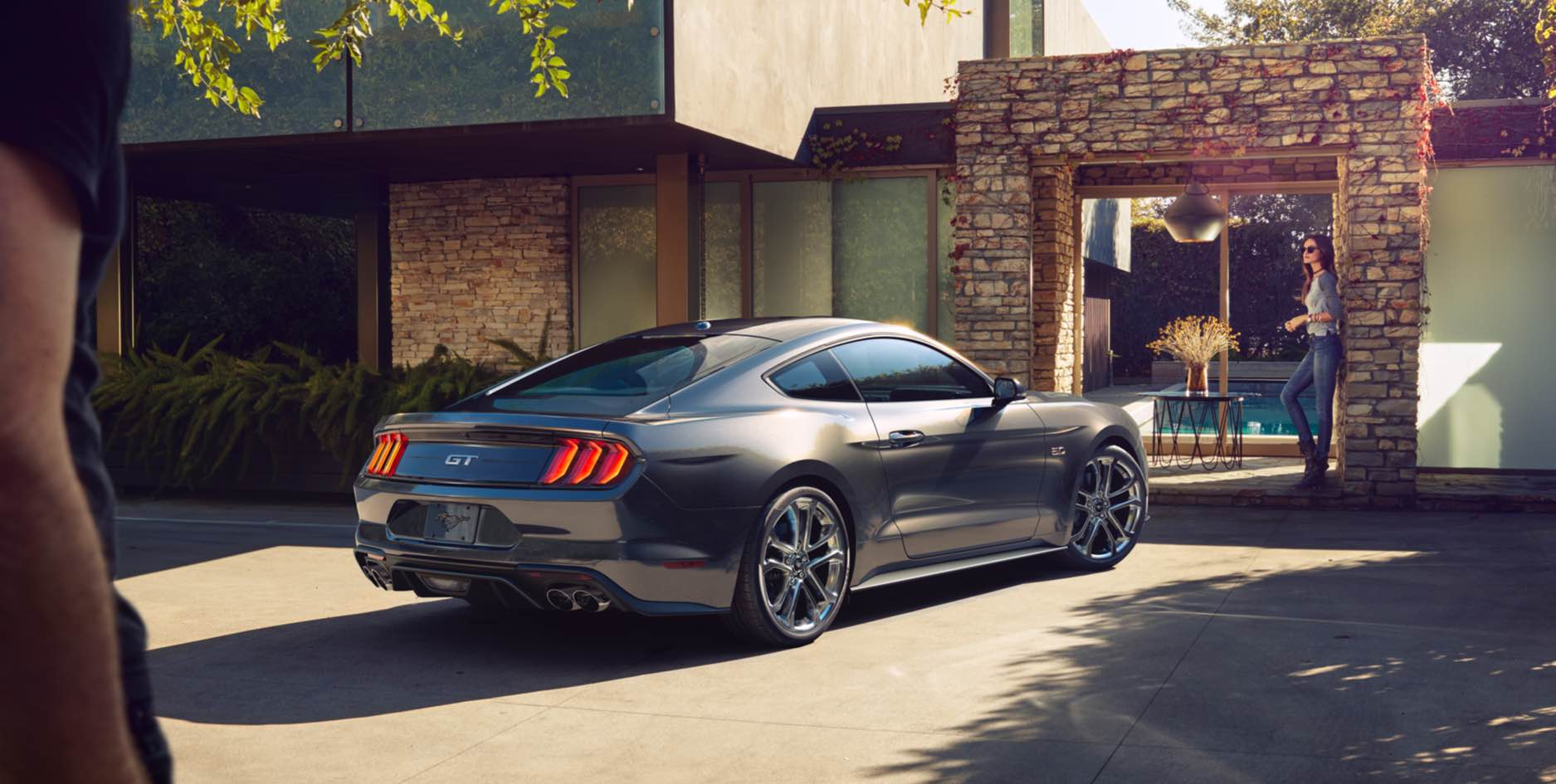 2018 Mustang Gallery 20 Santa Monica Ford Lincoln | New Ford dealership in Santa Monica, CA 90404