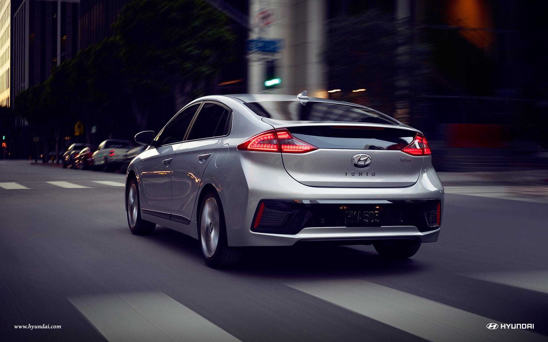 All New Hyundai Ioniq Hybrid Info in Gilbert Phoenix AZ