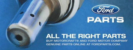 the parts department at sarchione ford maintains a inventory of high quality genuine oem parts our highly staff is here to