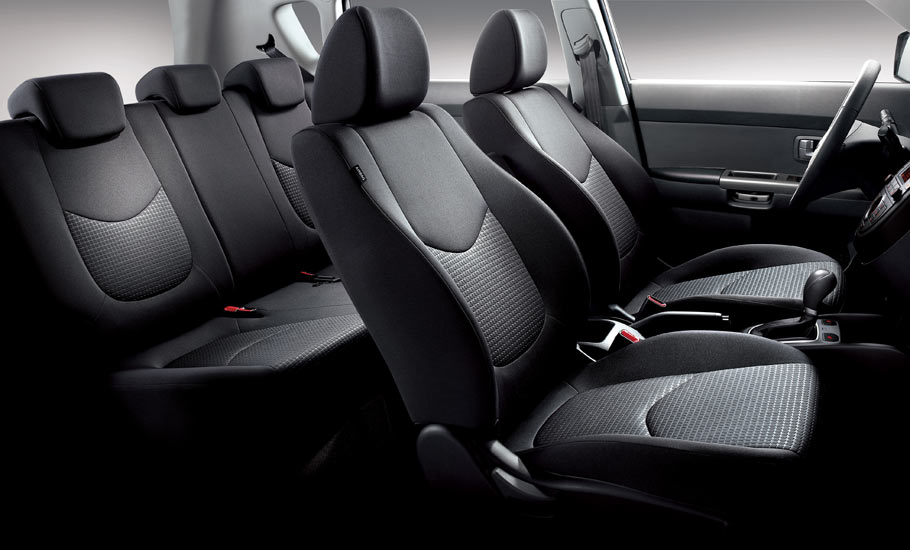 2013 Kia Soul Interior Seating