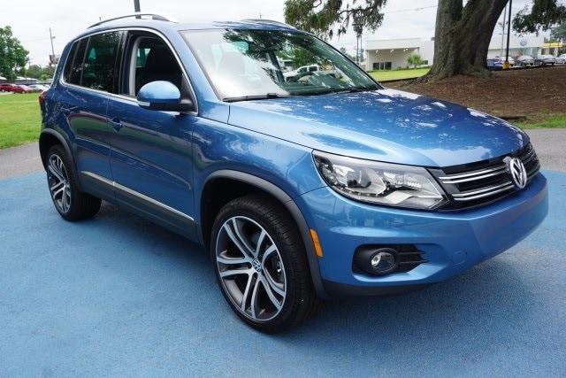 New 2018 Volkswagen Tiguan Indianapolis Lesville In