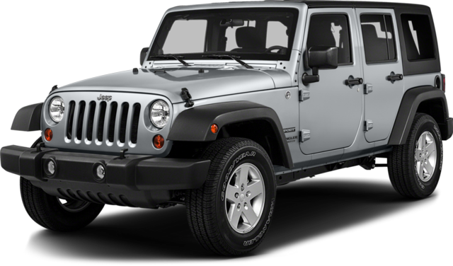 new Jeep Wrangler Unlimited SUV