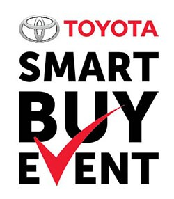 Toyota Smart Buy Event