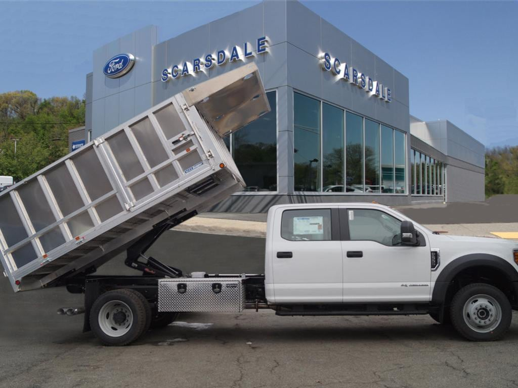 New 2017 Ford Chassis Cab For Sale Yonkers  Scarsdale  VIN