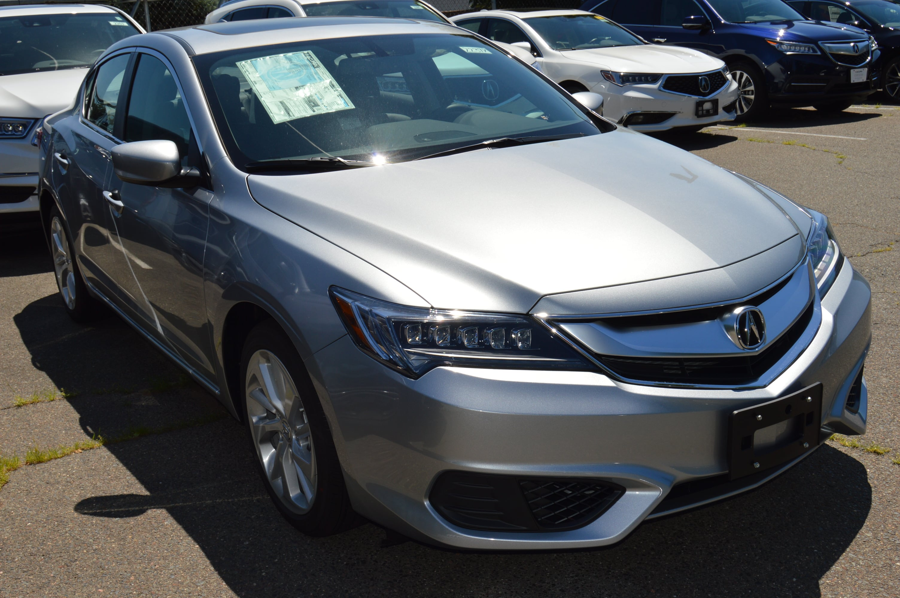 2018 Acura ILX with Premium Package