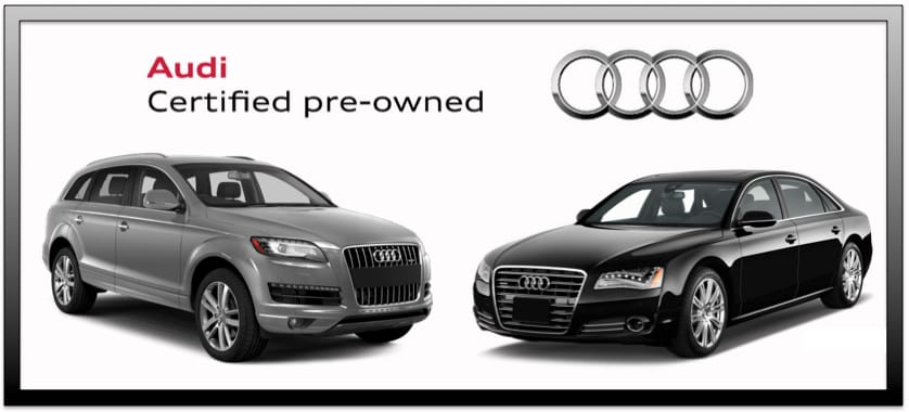 What Is A Certified Pre Owned Audi Hoffman Estates Il