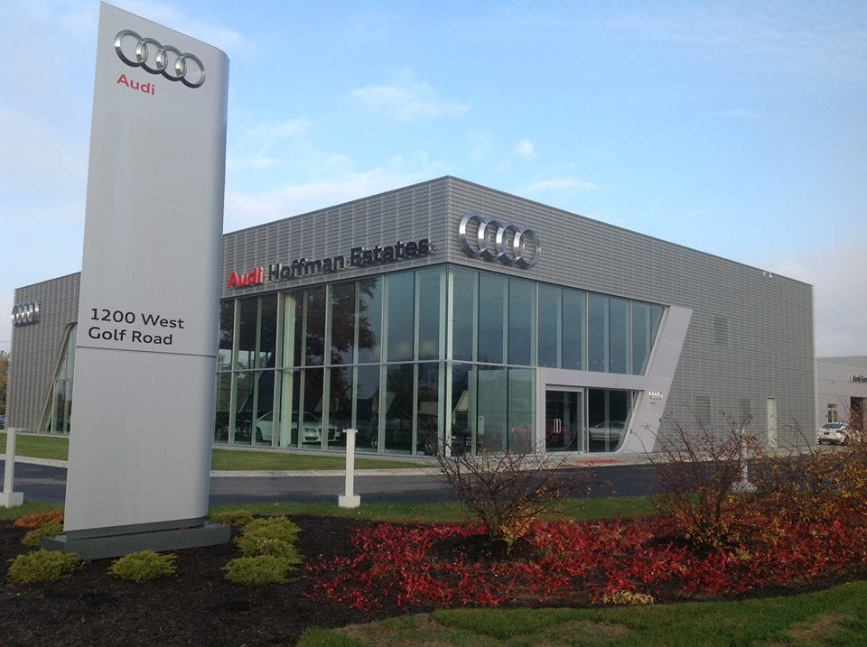 Audi Dealership Serving Chicagoland Audi Hoffman Estates