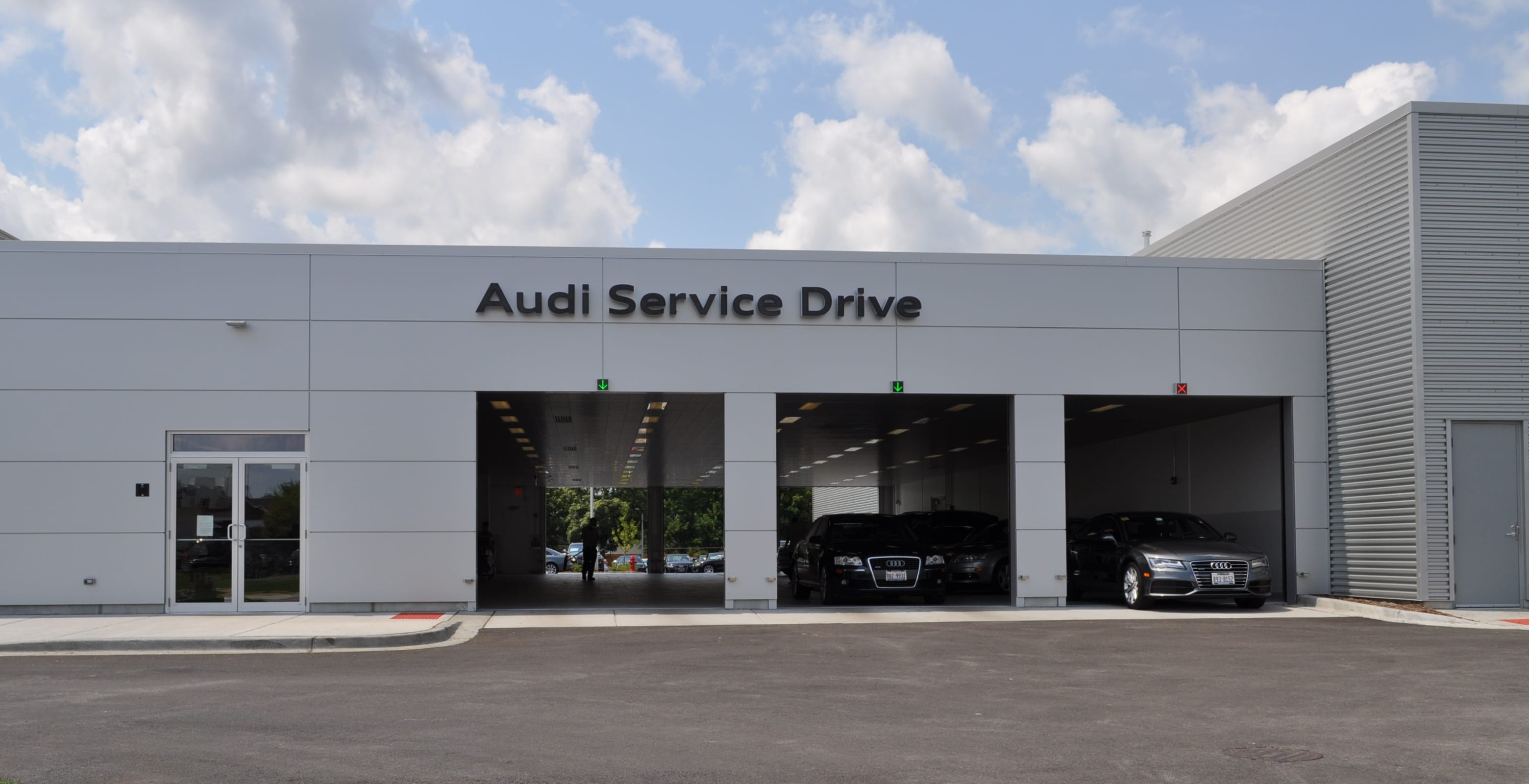 Audi Service Repair Center Audi Hoffman Estates