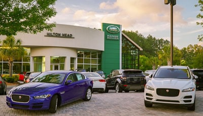 Land Rover Hilton Head Near Savannah Land Rover Dealership - Land rover local dealer