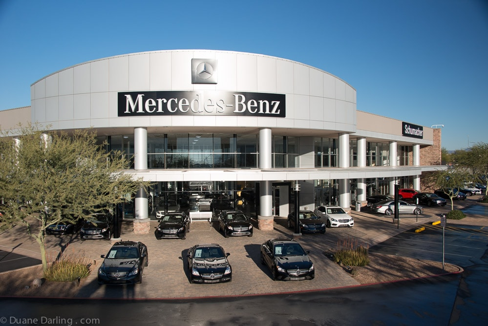 Schumacher european mercedes benz new and used car dealer for Mercedes benz car dealerships