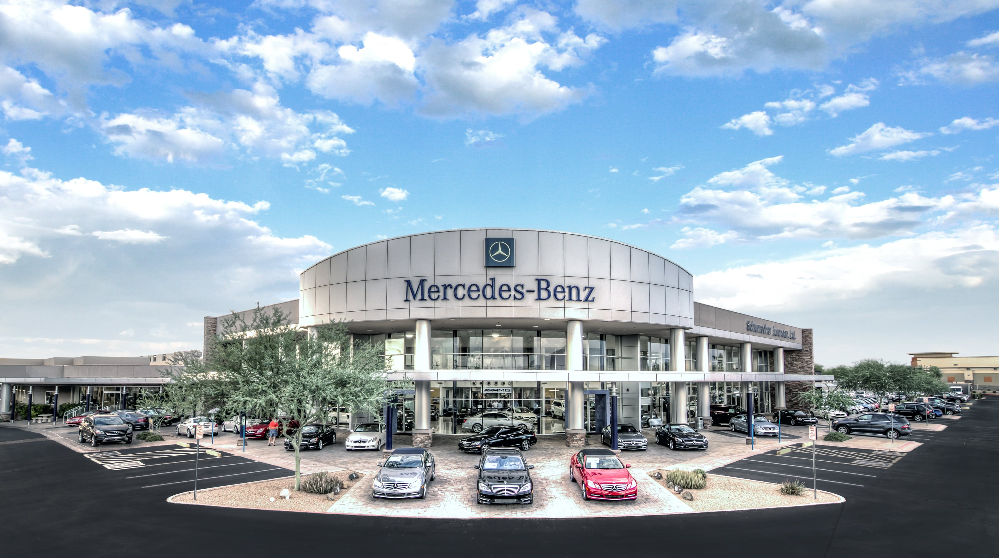 mercedes benz dealership 2017