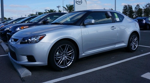 2013 Scion tC near Charlotte