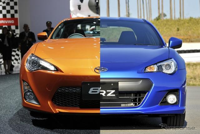 Can you tell the Orlando Scion FR-S and Subaru BRZ apart?