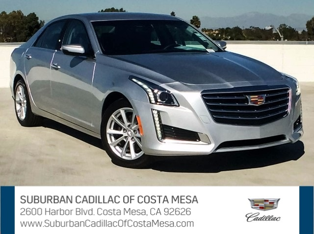 2017 CADILLAC CTS 2.0L Turbo Base Sedan