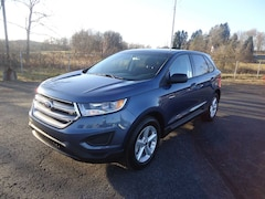 New 2018 Ford Edge SE Crossover in Kingwood, WV