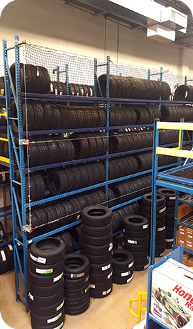 Scott Honda tires in inventory