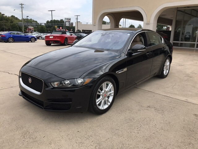 New 2017 Jaguar XE 20d Premium Sedan in Charlotte NC