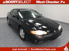 2003 Chevrolet Monte Carlo SS Coupe
