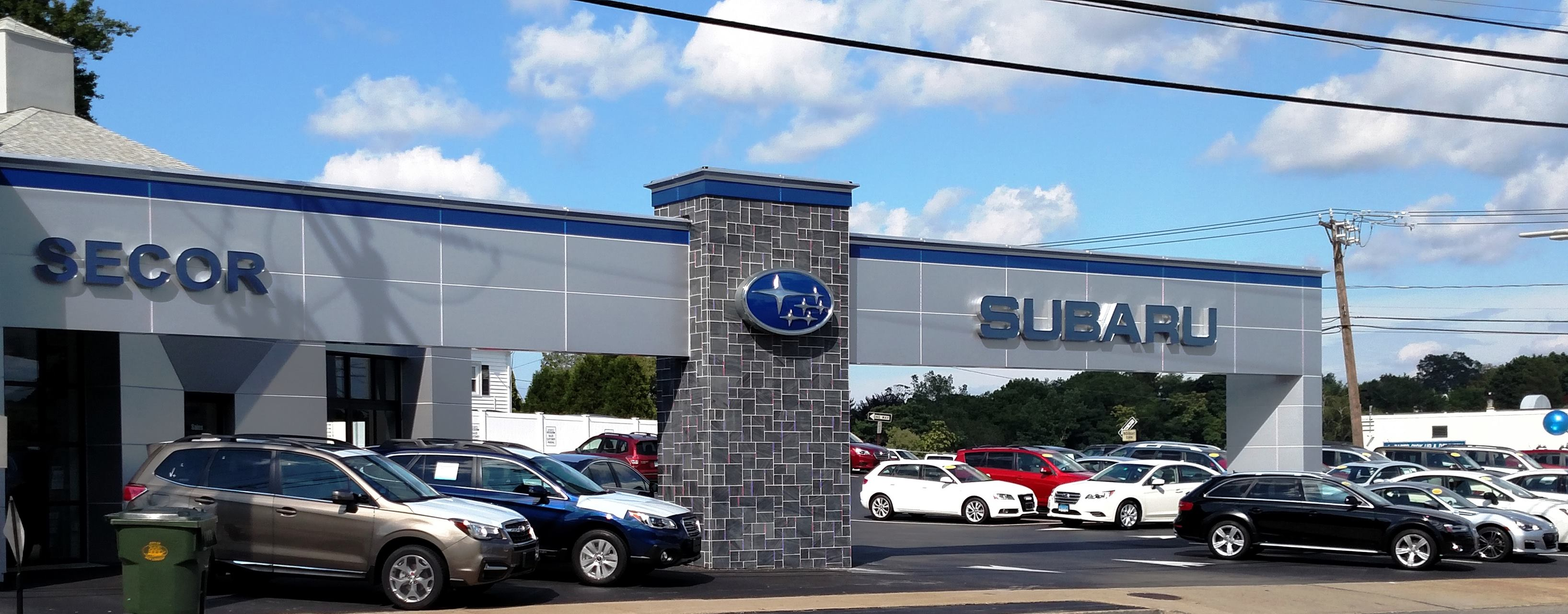 Subaru Dealers Ct >> Secor Subaru Dealership In New London Ct Subaru Cars For Sale