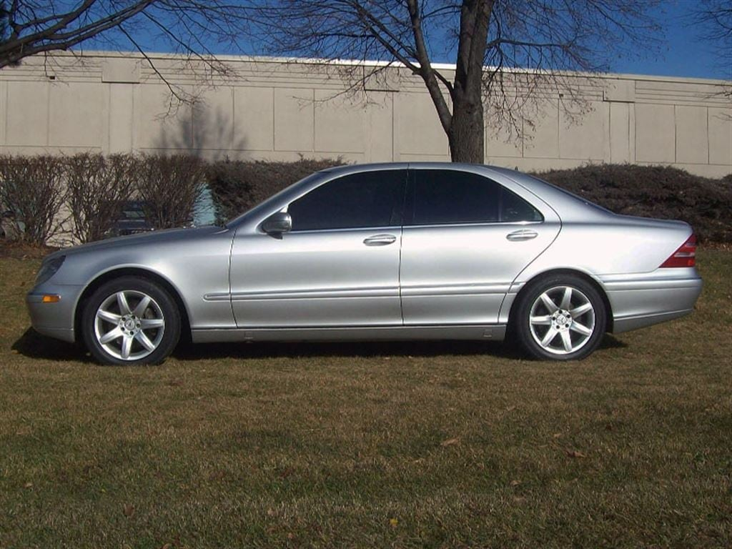 Used 2002 mercedes benz s class for sale concord on for S430 mercedes benz