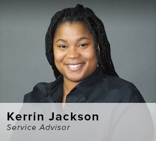 Kerrin Jackson Sentry Lincoln/Ford