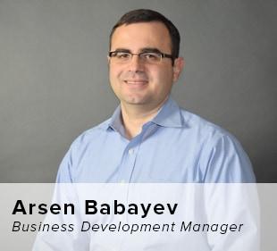 Arsen Babayev Sentry Lincoln