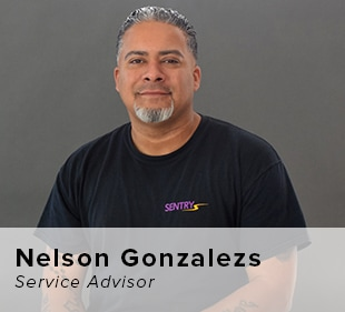 Nelson Gonzales Sentry Lincoln/Ford