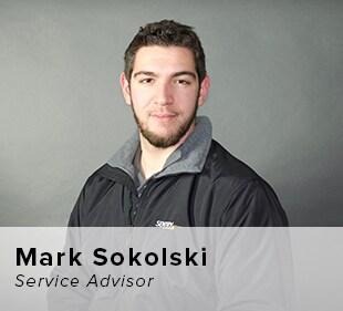 Mark Sokolski Sentry Lincoln/Ford