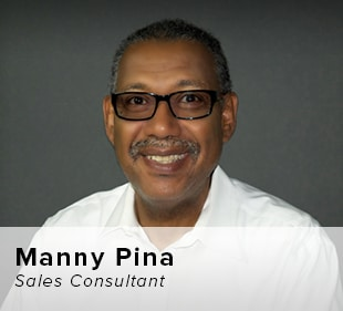Manny Pina Sentry Lincoln/Ford
