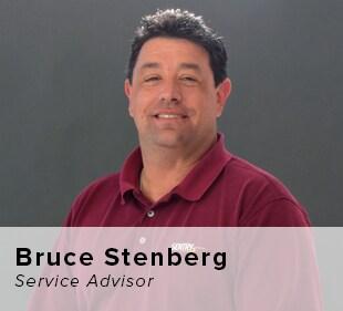 Bruce Stenberg Sentry Lincoln