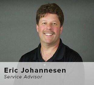 Eric Johannesen Sentry Lincoln