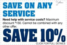 Wild Card Service Savings