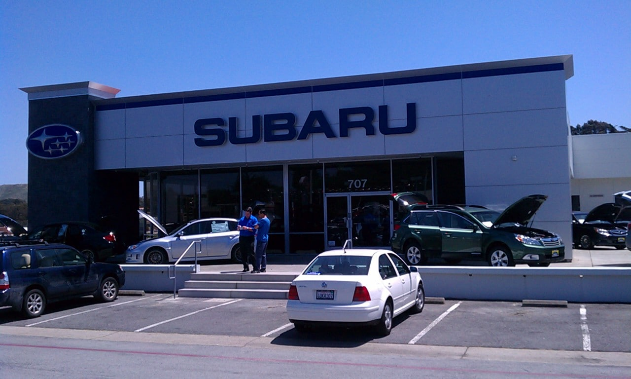 About serramonte subaru by daly city california new 2016 for Subaru motors finance address
