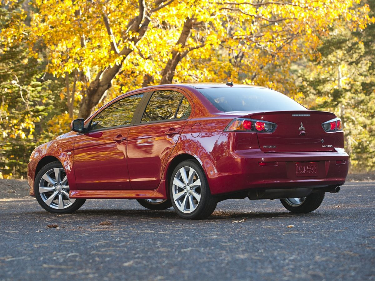 2014 Mitsubishi Lancer ES Yeah baby You win You wont find a better car than this outstanding 201