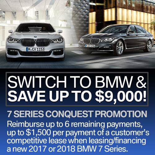 SHARPE BMW LEASE AND FINANCE CONQUEST CAMPAIGN